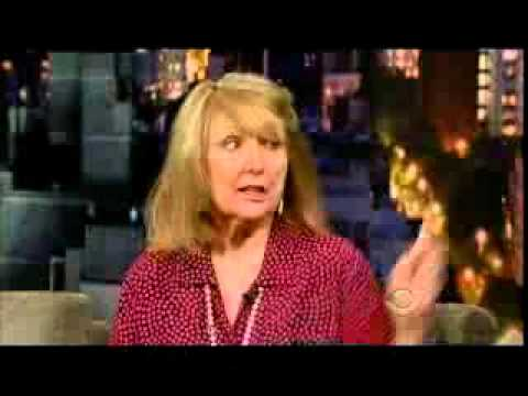 David Letterman-Teri Garr-June-19-2008
