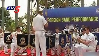 Australian Navy Band Performance | International Fleet Review 2016 | TV5 News