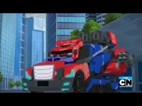 "Transformers: Robots in Disguise - Combiner Force S3E21 ""Collateral Damage"" (Part 4/4)"