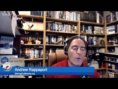 What is the Perfect (1 Cor 13) | Rapp Report | Andrew Rappaport | SFE