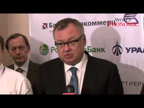 Андрей Костин - интервью