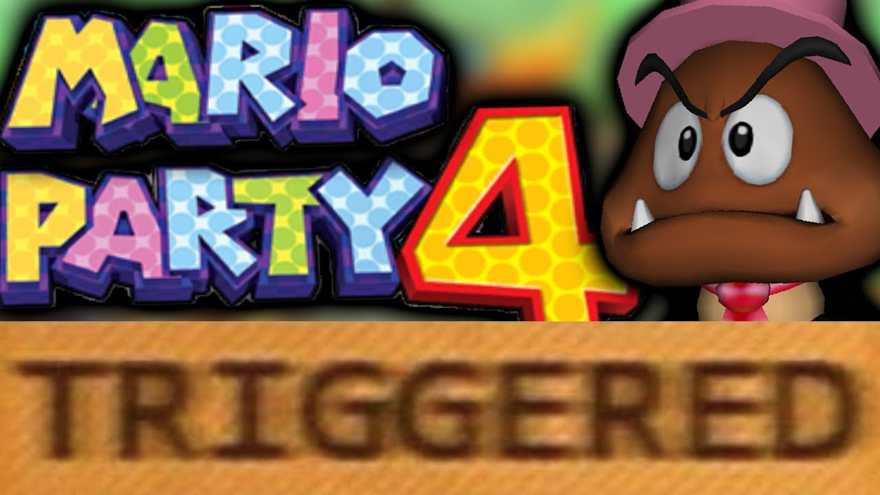How Mario Party 4 TRIGGERS You!
