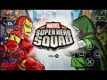 Cara Download Game Marvel Super Hero Squad PPSSPP Android