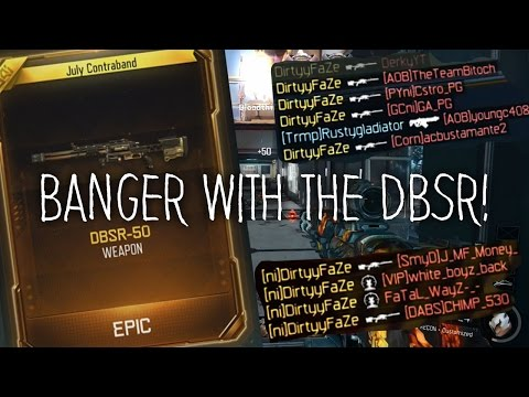 Banger with the DBSR!