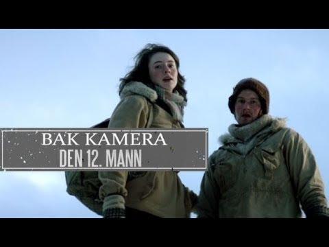 Bak kamera: Den 12. mann  Hjelpernes offervilje og håp