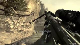 CALL OF DUTY MODERN WARFARE 2 : MISSION JUST LIKE OLD TIMES - LEVEL 17
