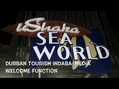 Durban Tourism Indaba: Media Welcome Function
