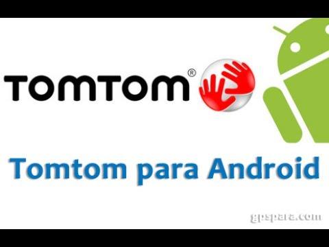 Instalar TomTom para Android GRATIS en Español 2018 2019  #Smartphone #Android