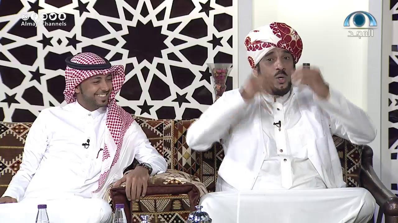 شبكة المجد:الناس على وين رايحين على جدة الناس جايين | أ. أحمد الصياد