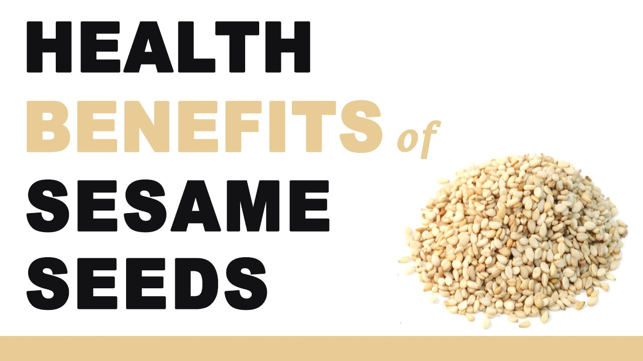 Watch 29 Amazing Benefits Of Sesame Seeds (Til) For Skin And Health video