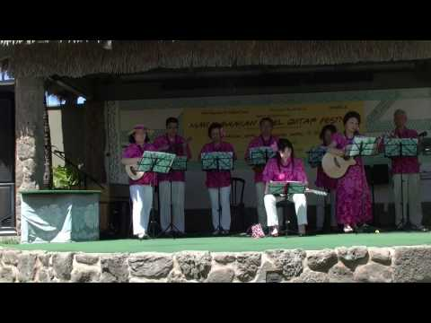 Yokohama Hawaiian Music Band - Maui Girl