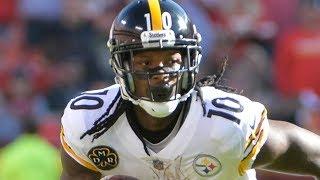 Martavis Bryant Is Upset With the Steelers | Stadium