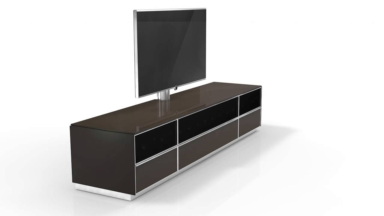 Spectral Home Theatre Cabinet Cable Management