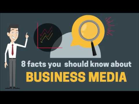 8 facts you should know about business media