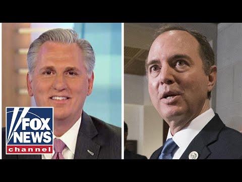 House Minority leader: Adam Schiff is a modern day Joe McCarthy