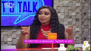 Restrictions In Managing Talents In Kids