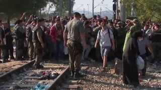 اللاجئون وصعوبة الاندماج