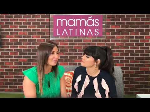 Maite Perroni em entrevista para Mamás Latinas (FB Live)
