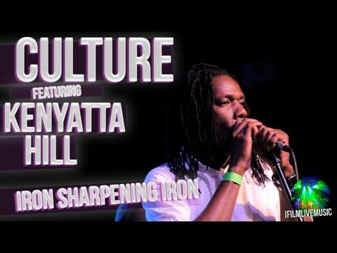"Culture ft. Kenyatta Hill | ""Iron Sharpening Iron"" | Jewish Mother Hilltop | 2/19/2014"