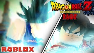 Roblox → SUPER SAIYAJIN | Mastered Ul !! 23- Dragon Ball Rage