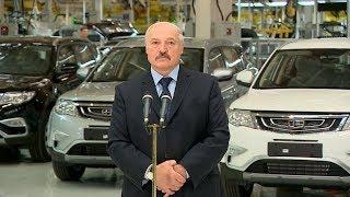 Лукашенко: государство продолжит помогать населению в трудоустройстве