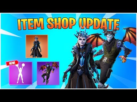 Fortnite ITEM SHOP Update NEW ICE QUEEN SKIN! - 19th January 2019  (Fortnite Item Shop Live) thumbnail