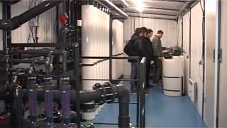 видео очистка воды в Волгограде