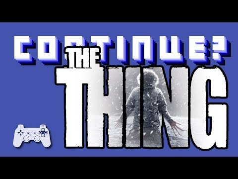 The Thing (PS2) -  Continue?