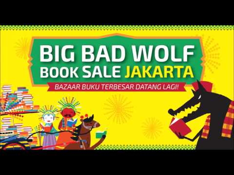 Big Bad Wolf Jakarta 2017 (Big) Book Haul + Chit Chat | Booktube Indonesia