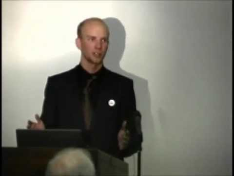 MarsOne - Bertram Barthel - 15th Annual International Mars Society Convention