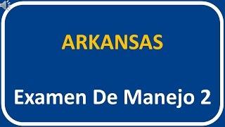 Examen De Manejo De Arkansas 2