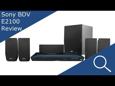 Das BESTE Heinkinosystem? Sony BDV E2100 Review - KCINTECH