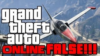 Gta 5 Flight School Dlc - False Advertisement Must Watch!