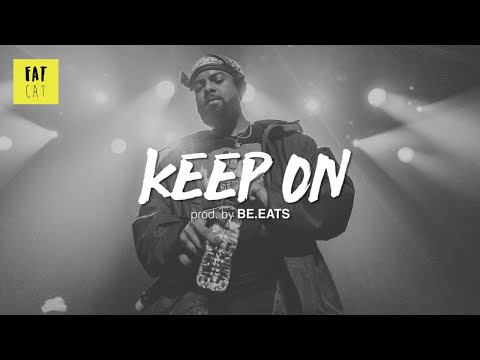 (free) Old School Boom Bap type beat with hook x hip hop instrumental | 'Keep On' prod. by BE.EATS