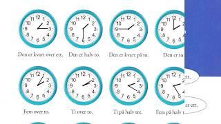 3 Hva Er Klokka