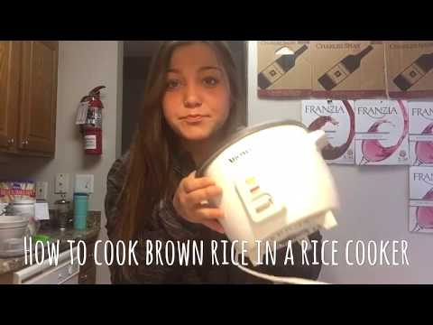 how-to-cook-brown-rice-in-a-small-rice-cooker