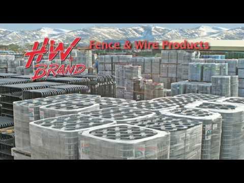 HW BRAND Livestock Equipment, Farm & Ranch Supplies, Fence & Wire, Baler Supplies