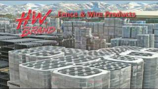 HW BRAND Livestock Equipment, Farm & Ranch Supplies, Fence & Wire, Baler Supplies