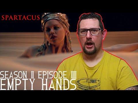 스파르타쿠스 시즌2 (Spartacus: Vengeance)