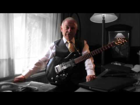 Robert Fripp's introduction to the new DGM Youtube channel