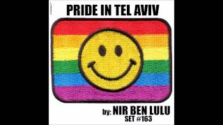 Set 163 - Pride In TEL AVIV 2015!! - Nir Ben Lulu - Vocal
