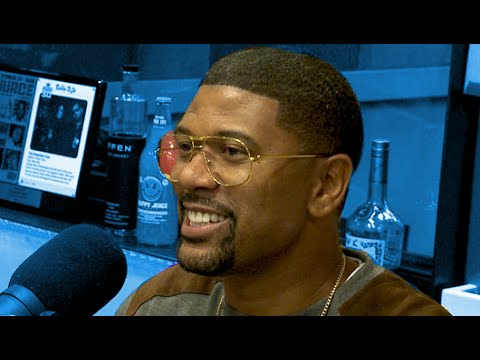 Jalen Rose Interview at The Breakfast Club Power 105.1 (10/08/2015)
