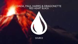 Dada, Paul Harris & Dragonette - Red Heart Black (Extended Mix)
