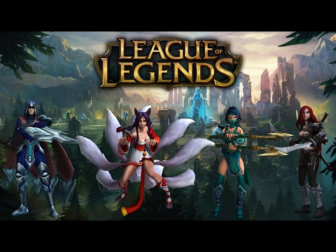 THE WORST PLAYER EVER! League of Legends