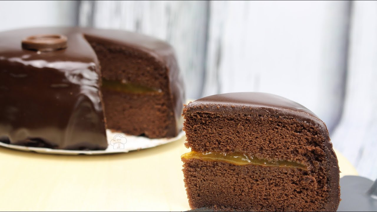 Tarta Sacher | La versión  más jugosa y rica del mundo