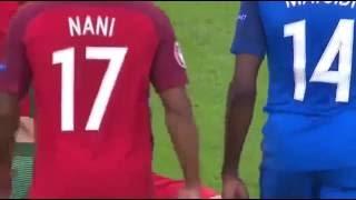 Final Piala Euro 2016 Portugal 1-0 Perancis