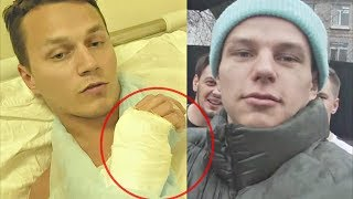 Бой Регбист с Тарасовым! В больнице