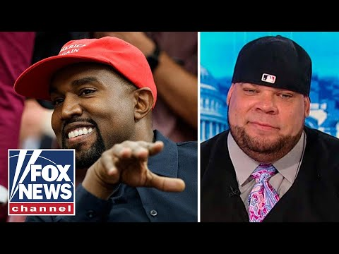 Tyrus: Kanye wasn't representing anybody at White House