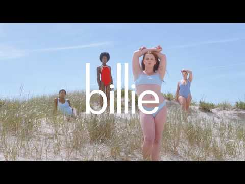Billie's New Campaign Is the First Razor Ad to Actually Show Pubic Hair