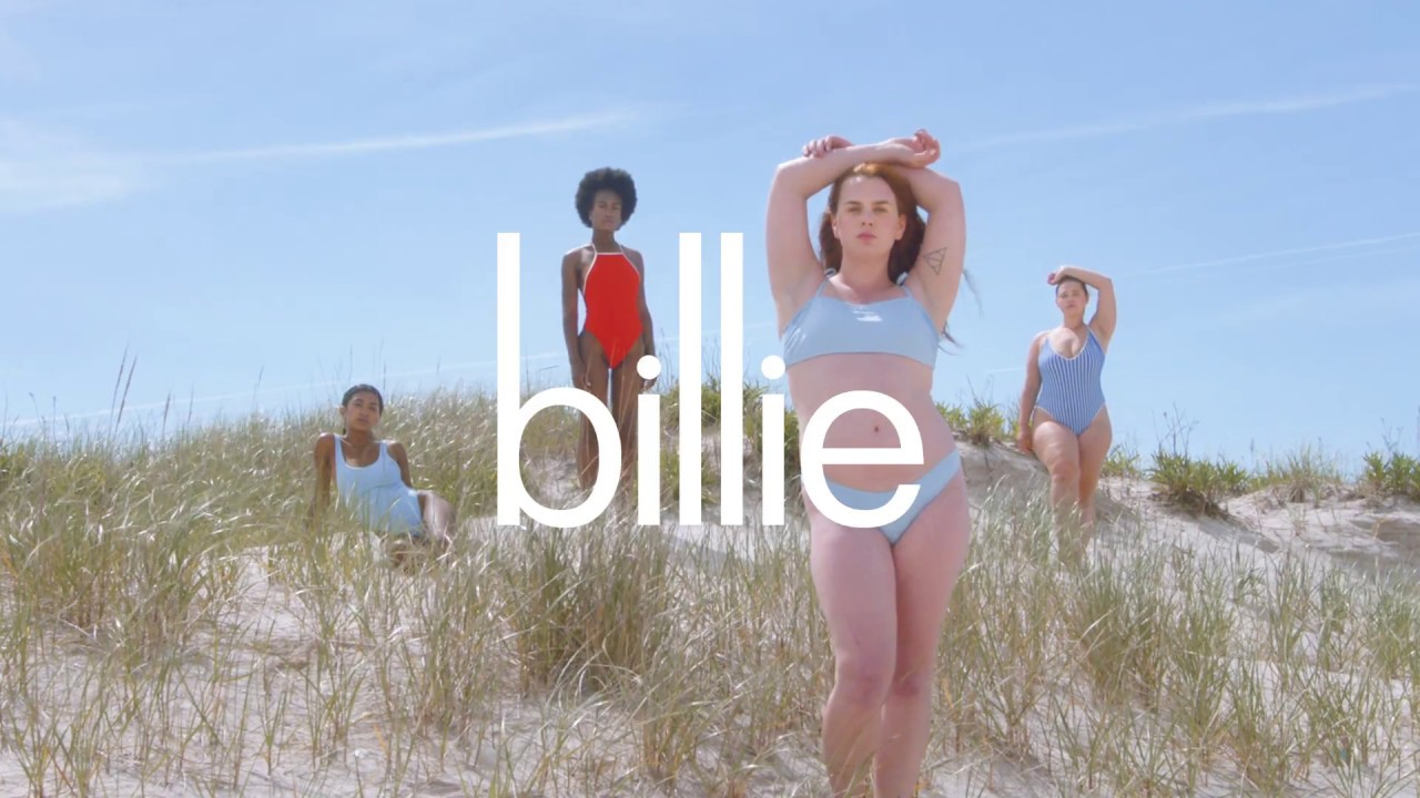 Billie's New Campaign Is the First Razor Ad to Actually Show